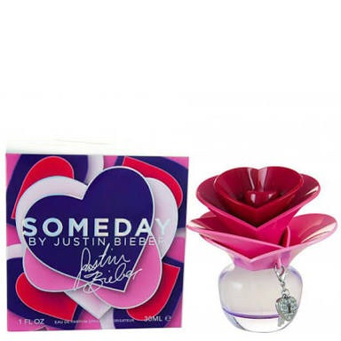 Perfume Someday Justin Bieber 30ml Original Lacrado