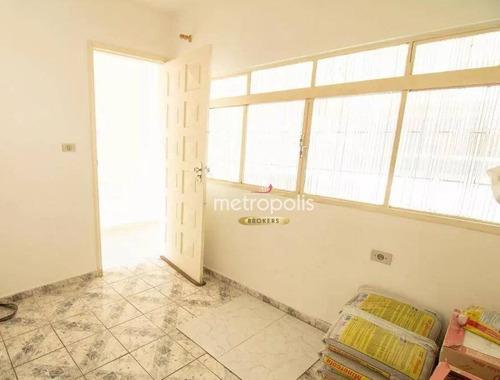 Imagem 1 de 25 de Casa Com 2 Dormitórios À Venda, 127 M² Por R$ 595.000,00 - Mauá - São Caetano Do Sul/sp - Ca0180