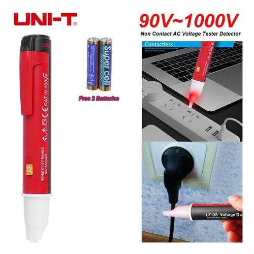 Imagen 1 de 5 de Nuevo Uni-t Ut12b Sin Contacto Apagado Automático Voltaje Au