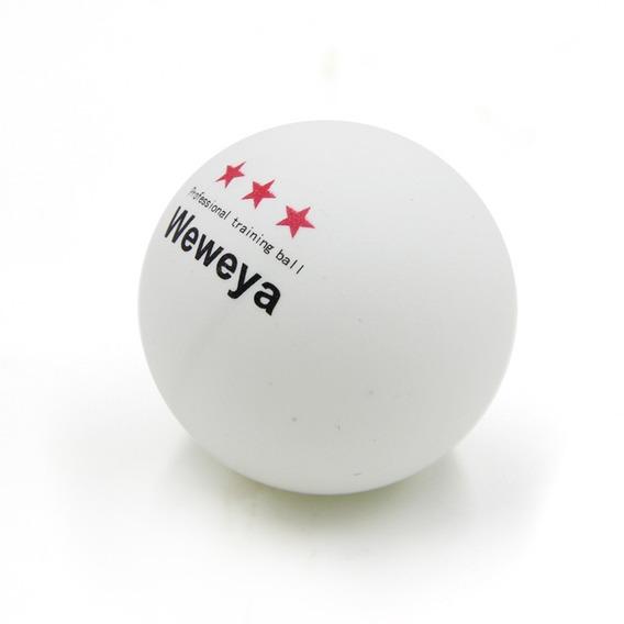 Pelota De Tenis De Mesa (ping Pong) Weweya 3-star