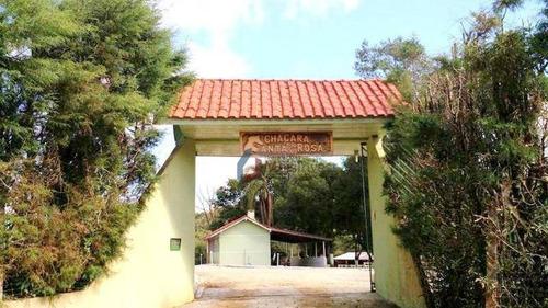 Chácara Com 4 Dormitórios À Venda, 21793 M² Por R$ 2.000.000,00 - Borda Do Campo - Piraquara/pr - Ch0005