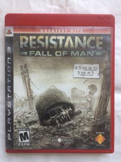 Resistance Fall Of Man Ps3. Envíos Todo Chile