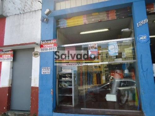 Imóvel Comercial Em Plena Av Do Cursino - São Paulo - 8559