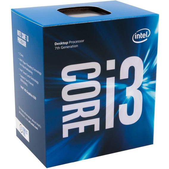 Processador Intel Core I3-7100 - 3mb 3.90ghz Lga 1151