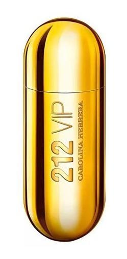 212 Vip Carolina Herrera - Perfume Feminino - Eau De Parfum 125ml