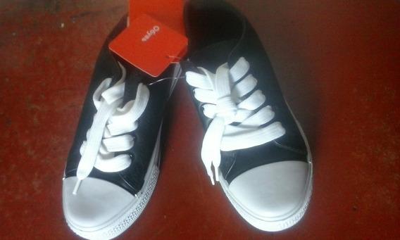 Zapatos Tipo Converse Dama