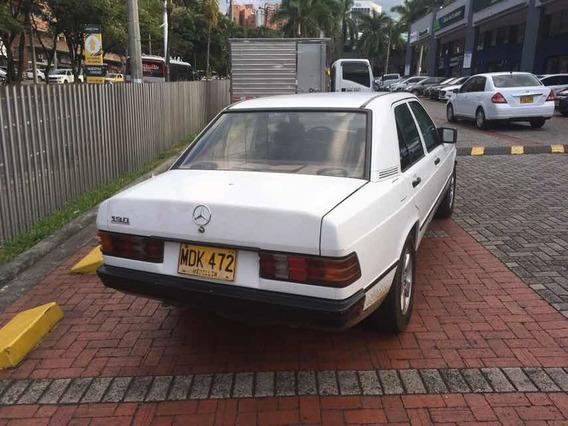 Mercedes-benz Clase E 190 E