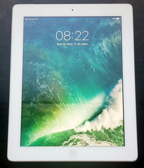 iPad ( 4º Geração ) 16gb + 4g + Wifi - Quase Zero - Tudo Ok