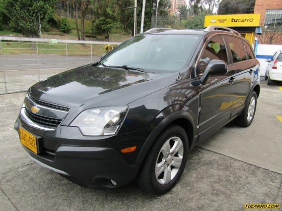 Chevrolet Captiva Sport At 2400