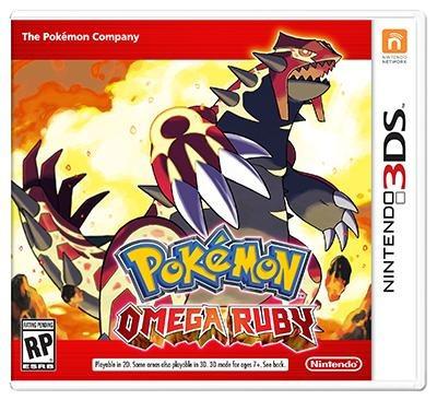 Pokémon Omega Ruby Nintendo 3ds Usado Perfeito Estado