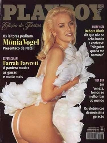 Playboy Mônica Vogel 1996