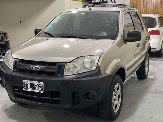Ford Ecosport 1.6 Xls Mp3 4x2 2010
