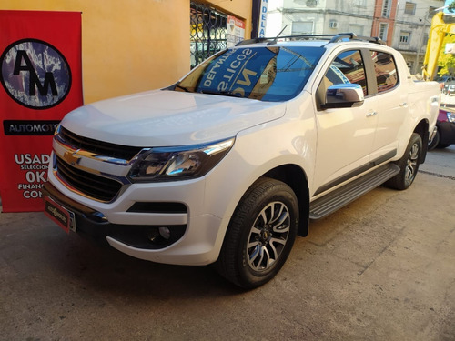 Chevrolet S10 High Country A/t 4x4 2017