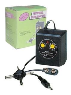 Fuente Poder Transformador Universal 1.5-12v 500mah Minwa