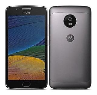 Motorola Moto G5 Single Sim Huella 16gb 13mpx Ram 2gb Dorado