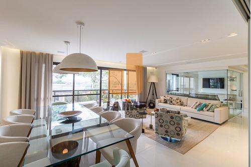 Apartamento Para Venda No Bairro Higienópolis Em São Paulo - Cod: Ja10376 - Ja10376