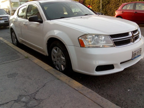 Dodge Avenger 2.4 Se At 2013