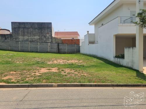 Terreno À Venda Em Condomínio Chácara Ondina - Te007723