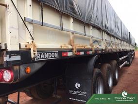 Bitrenzão 3x3 Graneleiro Randon 13/14 S/pneus Extra!