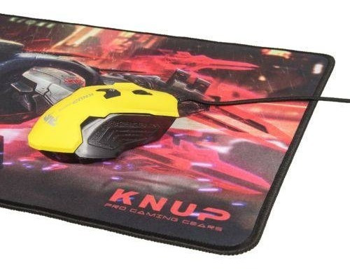 Mouse Pad Mousepad Gamer Knup Projeto