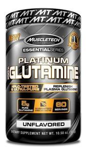 Glutamina Muscletech Platinum Glutamine 300 G