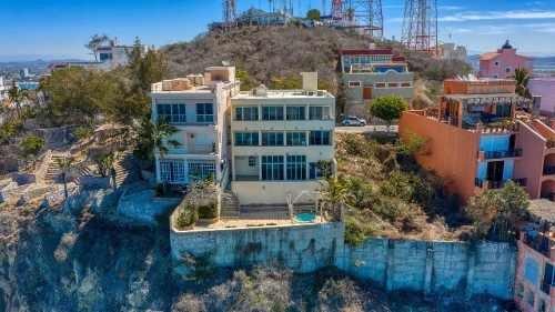 Casa A La Venta En Mazatlan, Vista Panoramica