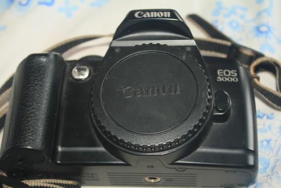 Câmera Canon Eos 5000 Analóg. (não É Digital!)