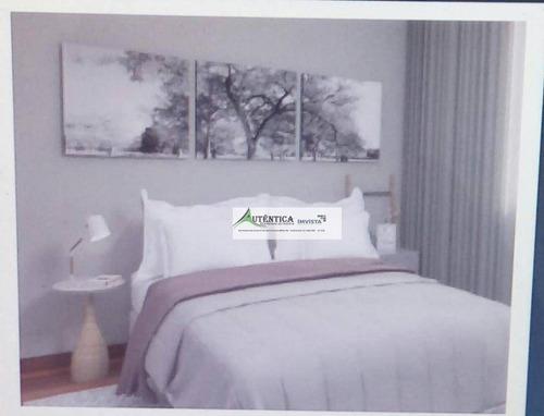 Cobertura Com 2 Dormitórios À Venda, 81 M² Por R$ 554.759 - Anchieta - Belo Horizonte/mg - Co0241