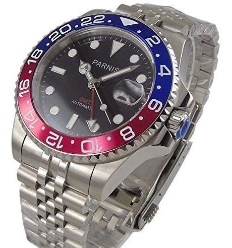 Relojes De Pulsera Para Hombre Relojes Bl44-a Parnis