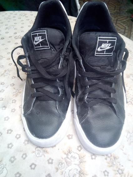 Zapatillas Nike Color Negras Originales