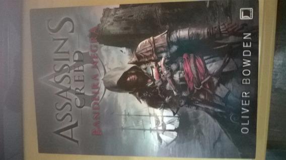 Livro Assassins Creed Bandeira Negra