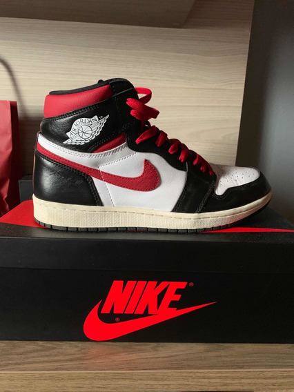 Air Jordan 1 Gym Red 42