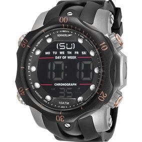 Relógio Speedo Masculino Digital Big Case 11005g0evnp5