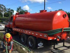 De Venta...camion Vactor De 5.000 Galones Para Limpieza