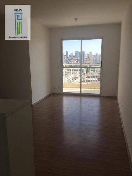 Apartamento Com 3 Dormitórios Para Alugar, 66 M² Por R$ 1.750/mês - Vila Guilherme - São Paulo/sp - Ap0601