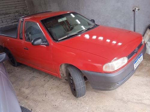Volkswagen Saveiro 1999 1.6 Mi Cl 2p Gasolina