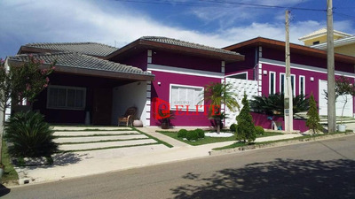 Casa Com 3 Dormitórios À Venda, 600 M² Por R$ 1.190.000 - Condomínio Terras Do Vale - Caçapava/sp - Ca1973