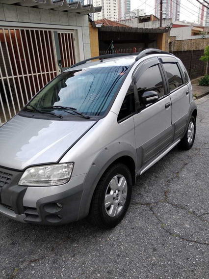 Fiat Idea Adventure 1.8 Flex 8v 2007 Embreagem Nova Doc Ok