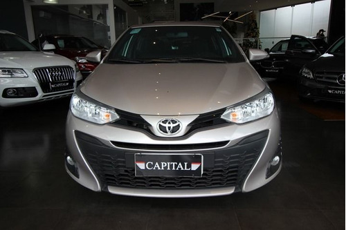 Toyota Yaris Xl 1.3 Flex 16v 5p