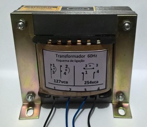Transformador Trafo Voltagem Saída 10v / 11a 110w Uso Geral