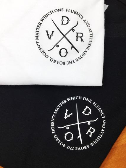 Camiseta Drov On Board Camisa Skateboard Skate Diamond Roupa