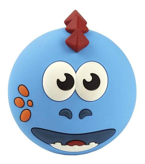 Caixa De Som Portátil Bluetooh 5w Rms Dino Kids