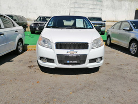 Chevrolet Aveo 1.6 C 5vel Ee Mt 2012