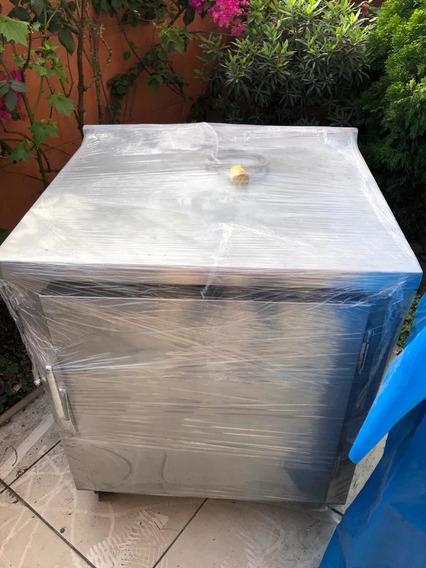 Mesa Refrigeradora De Acero Aisi 304