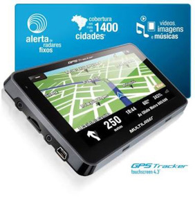 Gps Multilaser Touchscreen 4.3 Modelo Gp011