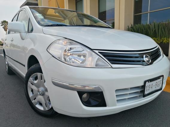 Nissan Tiida Sense 2013