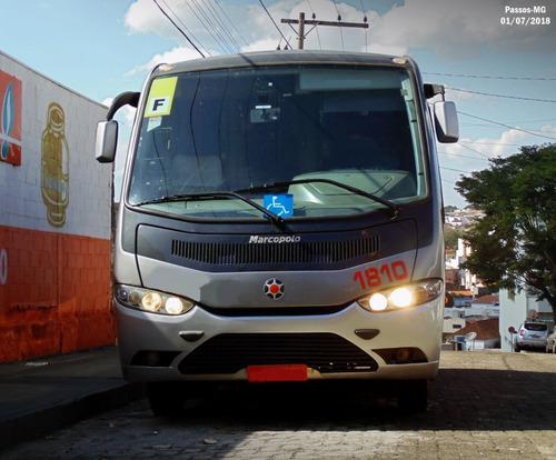 Micro Ônibus Marcopolo Sênior Executivo Volks 9 160 Cummins