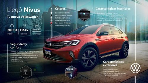 Volkswagen Nivus 1.0 Tsi Tiptronic Highline