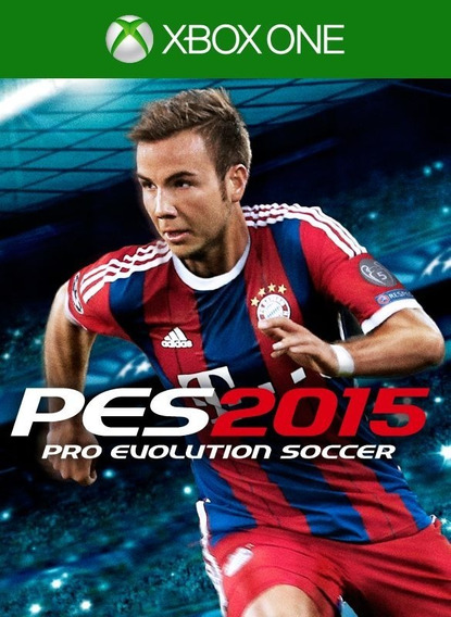 Pro Evolution Soccer 2015 Seminovo Top! Loja Física!