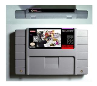 Chrono Trigger Repro Snes Super Nintendo